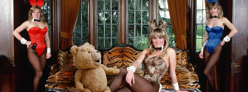 Ted movie Playboy