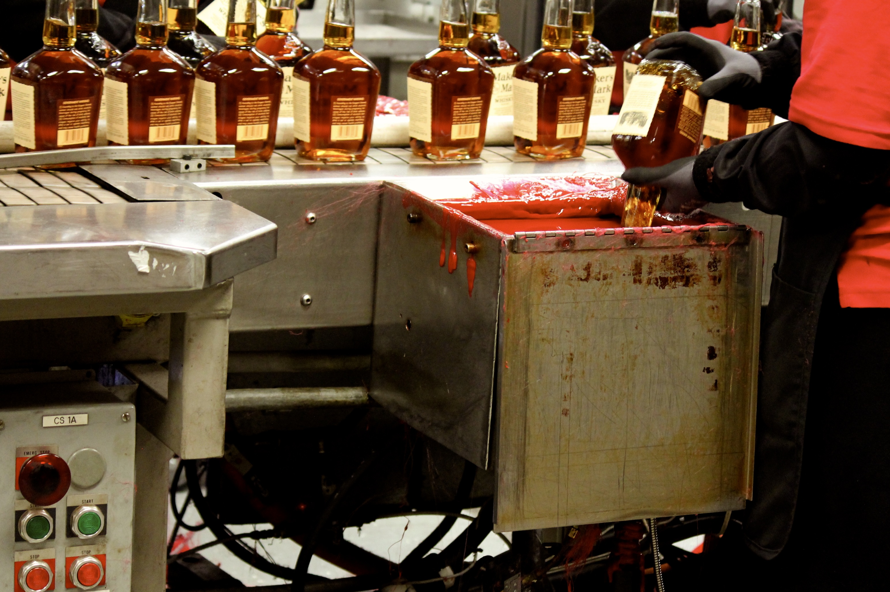 Maker's Mark Factory Tour