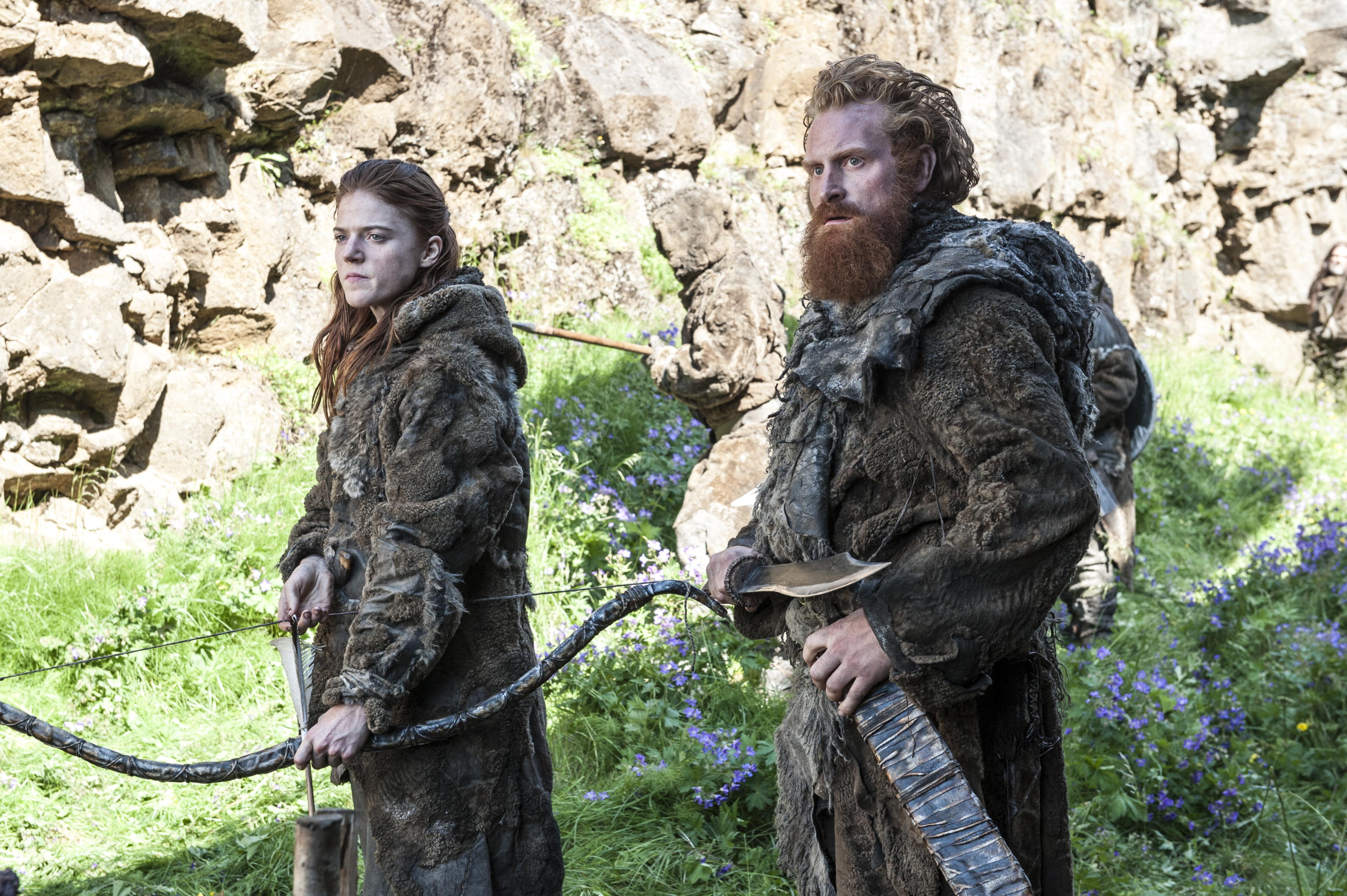 Game-Of-Thrones-Season-4-Rose-Leslie-Ygritte-Kristofer-Hivju-Tormund_HBO