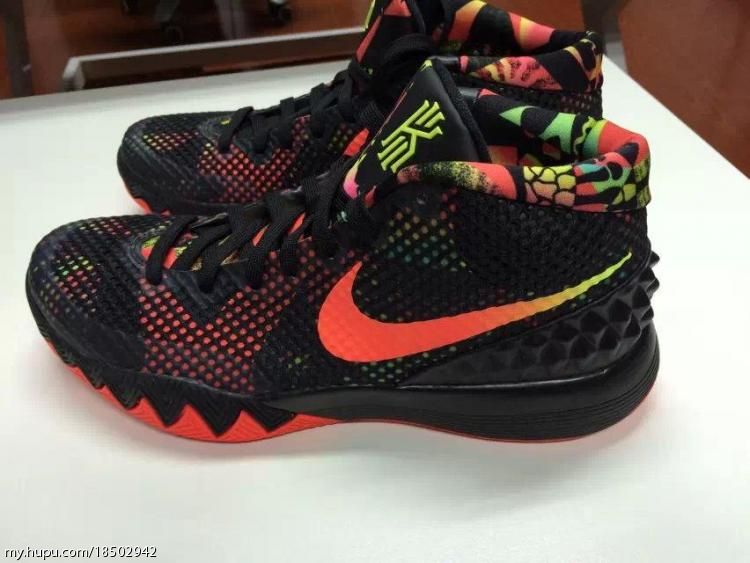sports shoes 96034 d53a4 KYRIE 1: Kyrie joins the Nike familia with new shoe line ...