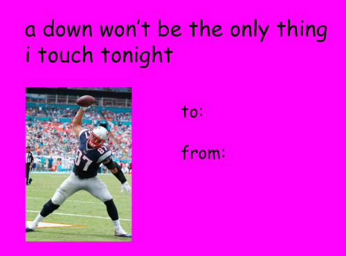 14 terrible Valentines that will cheer you up on Valentines Day – Sports Valentines Cards