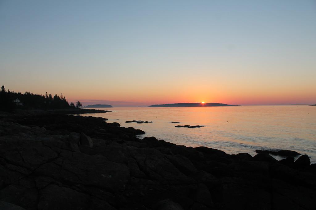 sunset-otter-cliffs-acadia-national-park-maine