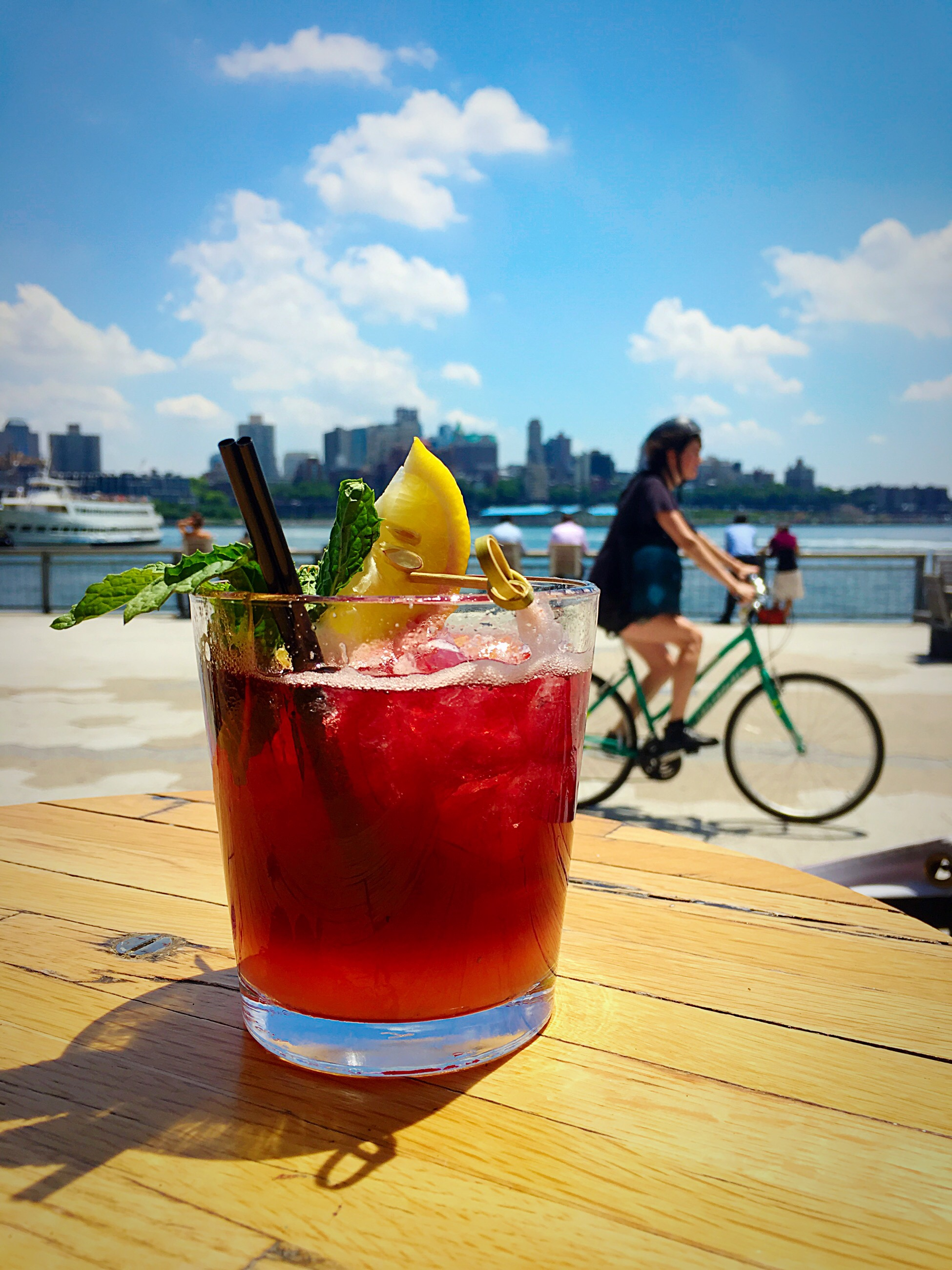 lovely industry kitchen seaport | » Lunch with a view at South Street Seaport's INDUSTRY ...